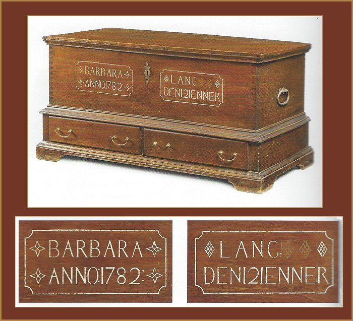 Barbara chest