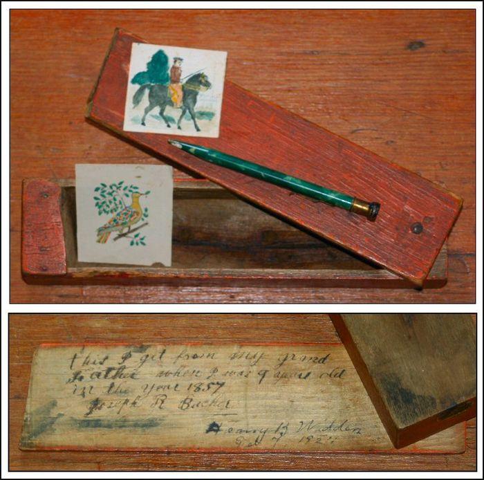 Pencilboxbucher