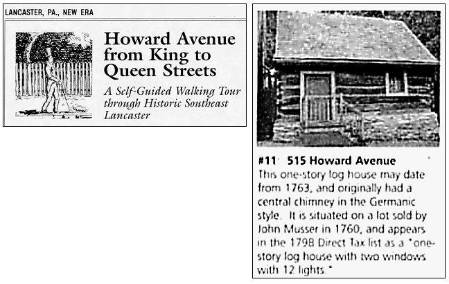 515 Howard Avenue Lancaster Tour