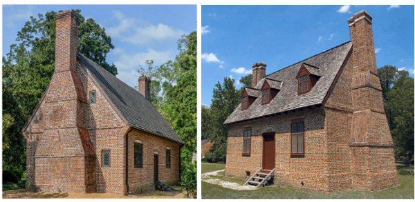Brick Tidewater Cottages