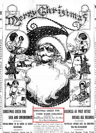 Third Ward Santa