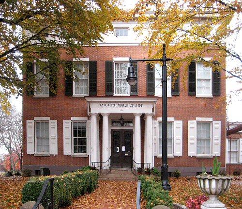 Lancaster Museum of Art Grubb Mansion4