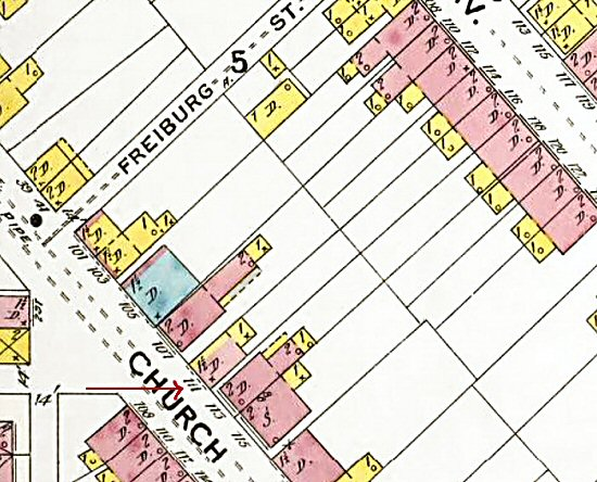 111 Church Street Lancaster 2-1224
