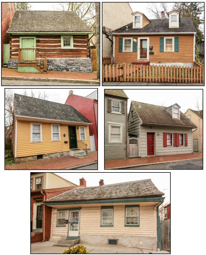Lancaster Log Houses