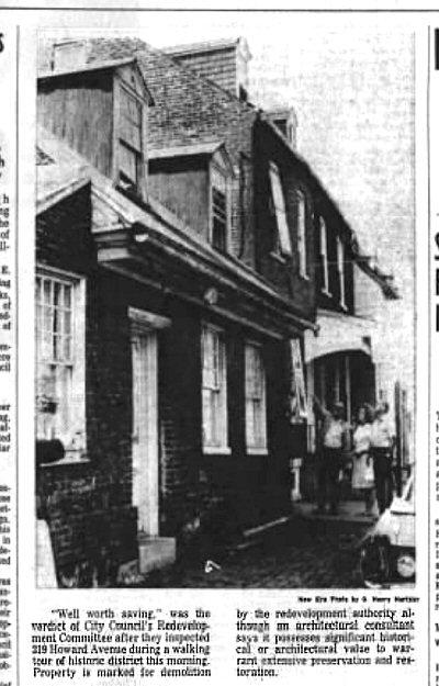 Saving Church St. House