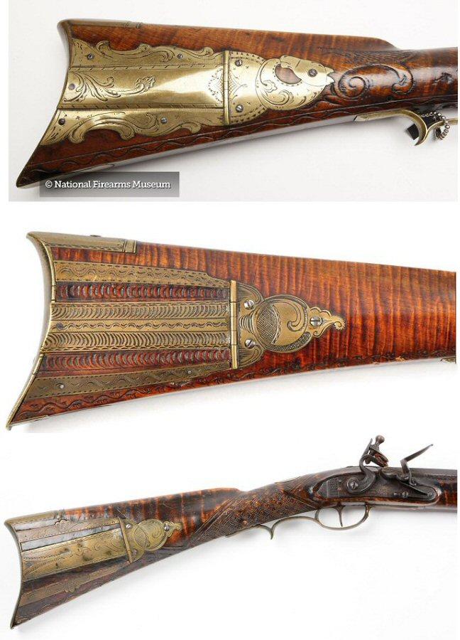 Melchior Fordney Rifles