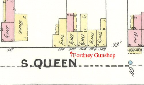 Melchior Fordney Gunshop 4