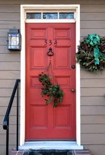 House front door 3