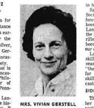 Vivian Gerstell 444