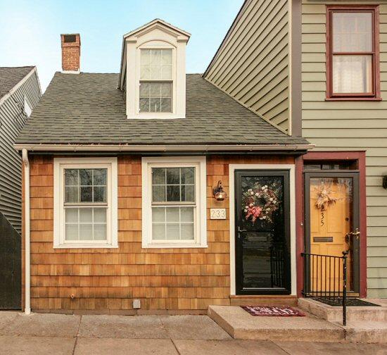 East Chestnut Street Houses 585885