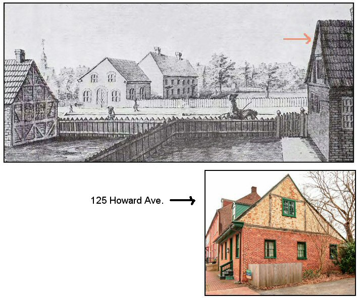 Two Timbered Buildings-123