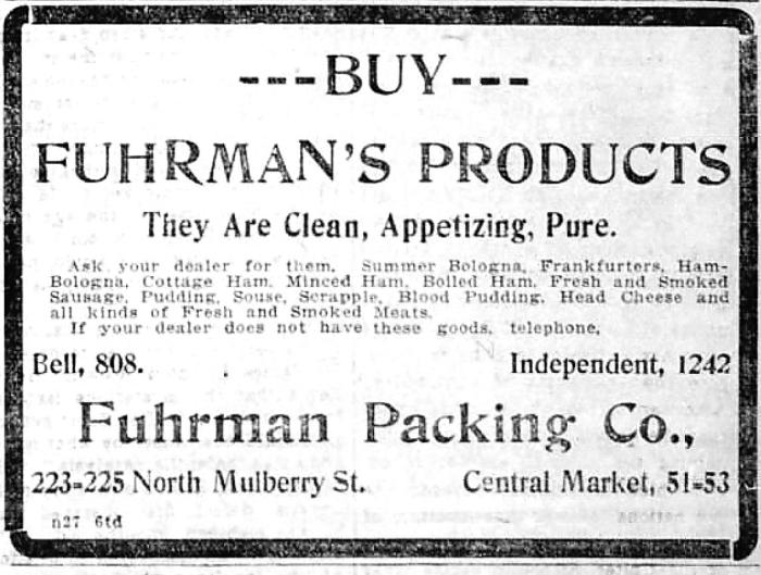Fuhrman Butcher