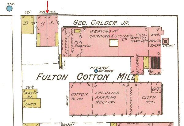 Fulton Cotton Mill