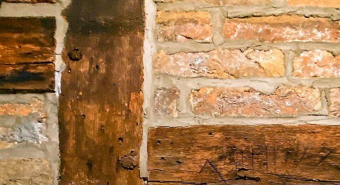 Half Timber Detail44-0789
