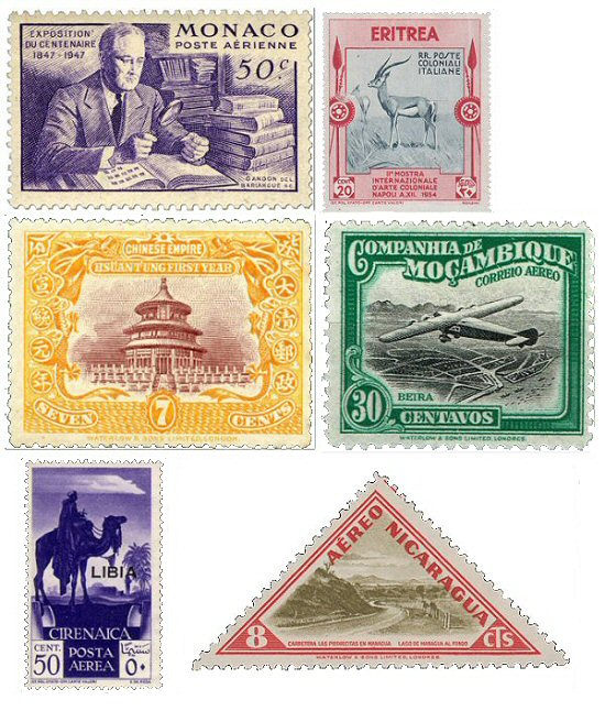 Postage stamps 3535