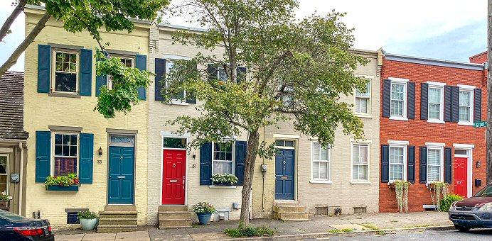 Four Plum Street Houses-0290-133