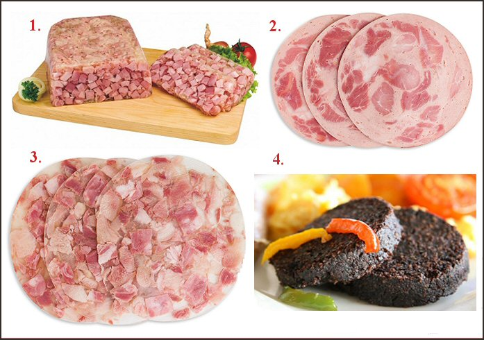 Souse Head Cheese