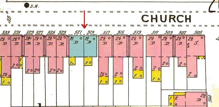 Church Street 3556