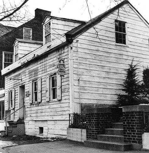 The Erisman House Landis Valley 1
