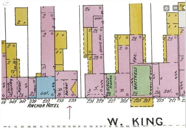 233 West King Street233