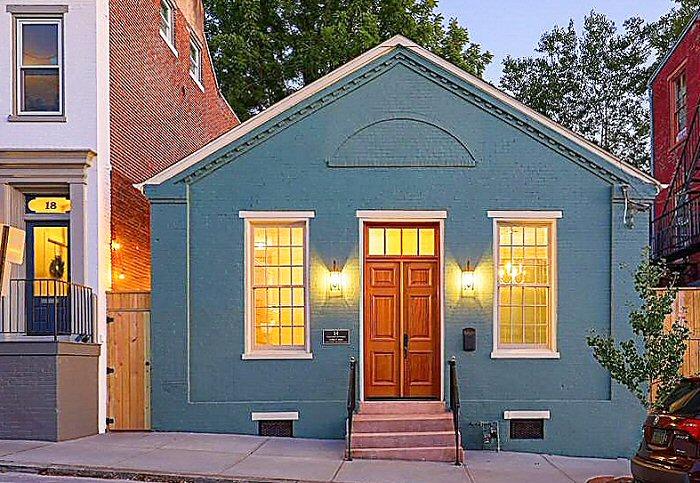 Reformed Mennonite Meetinghouse-1